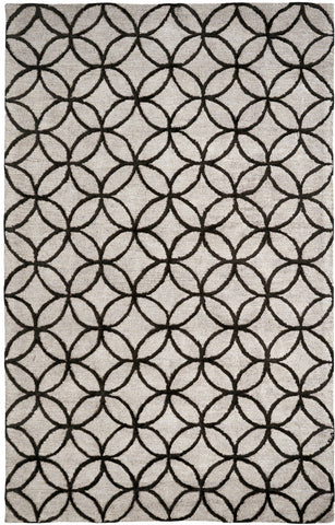 Dynamic Rugs Broadway 99441 Taupe/Ivory Area Rug main image