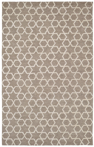 Dynamic Rugs Broadway 99445 Grey Area Rug main image