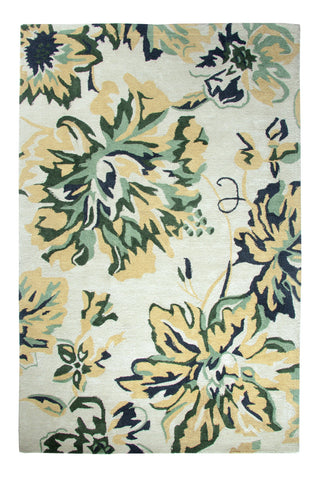 Dynamic Rugs Casual 92335 Beige/Green Area Rug main image