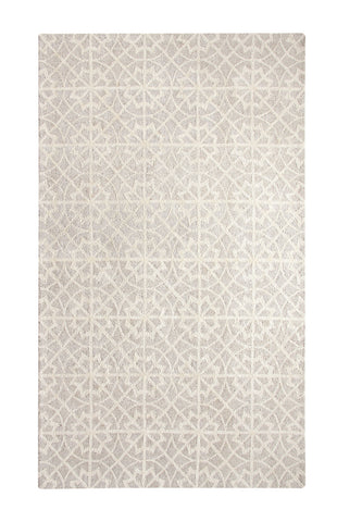 Dynamic Rugs Casual 92337 Light Grey/Ivory Area Rug main image