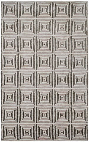 Dynamic Rugs Celeste 99222 Ivory/Silver Area Rug main image