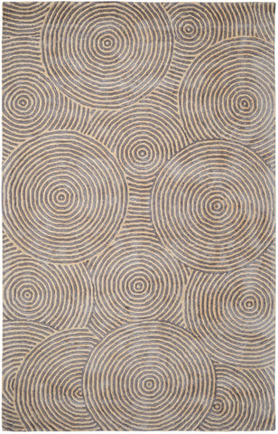 Dynamic Rugs Celeste 99225 Silver/Beige Area Rug main image
