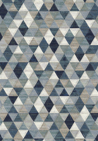 Dynamic Rugs Eclipse 63263 Blue/Multi Area Rug main image