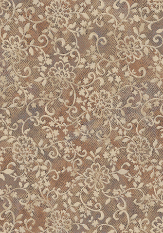 Dynamic Rugs Eclipse 63293 Copper Area Rug main image