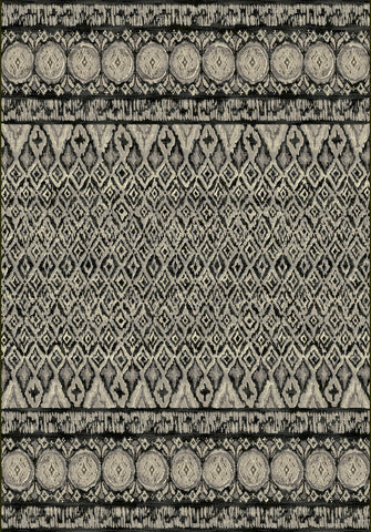 Dynamic Rugs Eclipse 63317 Grey Area Rug main image