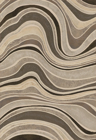 Dynamic Rugs Eclipse 68141 Multi/Silver Area Rug main image