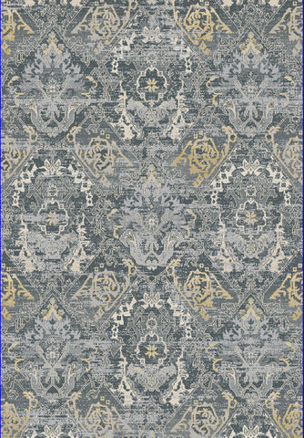 Dynamic Rugs Essence 55790 Dark Grey Area Rug main image