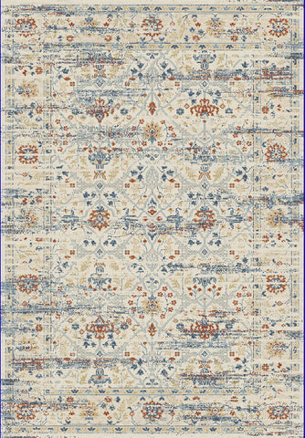 Dynamic Rugs Essence 55820 Ivory/Multi Area Rug main image