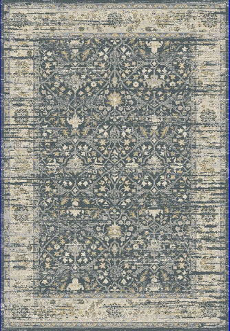 Dynamic Rugs Essence 55820 Dark Grey/Ivory Area Rug main image