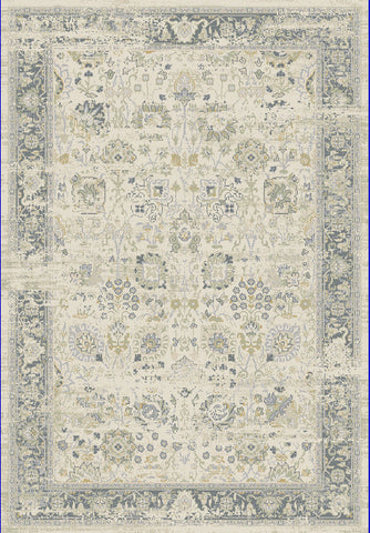Dynamic Rugs Essence 55870 Ivory/Light Grey Area Rug main image