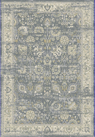 Dynamic Rugs Essence 55870 Light Grey/Ivory Area Rug main image