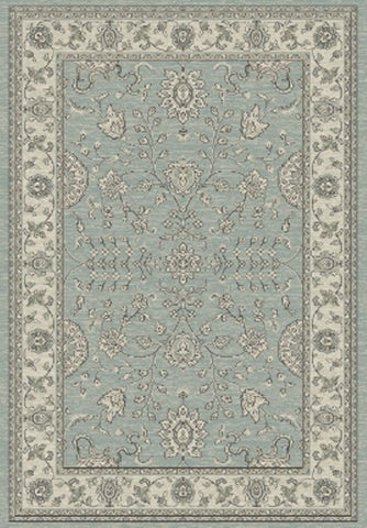 Dynamic Rugs Farahan 95004 Light Blue Area Rug main image