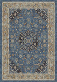 Dynamic Rugs Farahan 95044 Blue/Rust Area Rug main image