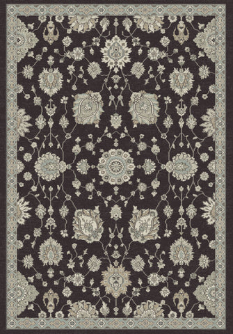 Dynamic Rugs Farahan 95052 Black/Ivory Area Rug main image