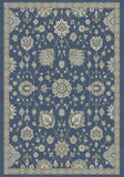 Dynamic Rugs Farahan 95052 Blue/Ivory Area Rug Main