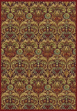 Dynamic Rugs Genova 38106 Red/Multi Area Rug main image