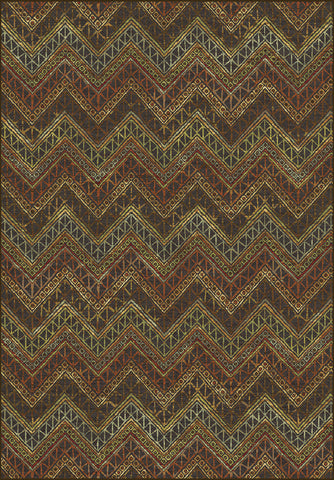 Dynamic Rugs Genova 38132 Red/Multi Area Rug main image