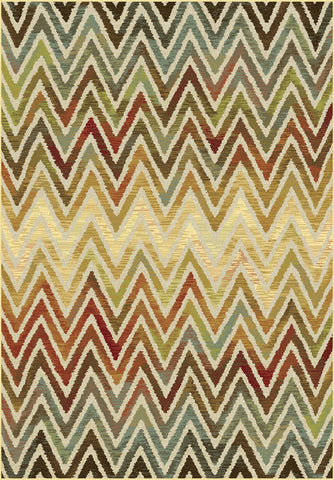Dynamic Rugs Genova 38137 Ivory/Multi Area Rug main image