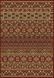 Dynamic Rugs Genova 38152 Red/Multi Area Rug main image