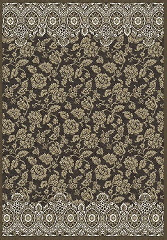 Dynamic Rugs Genova 38247 Chocolate Area Rug main image