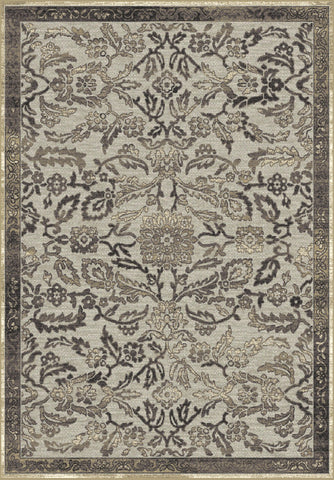 Dynamic Rugs Genova 38259 Grey Area Rug main image