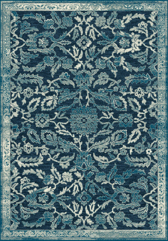 Dynamic Rugs Genova 38259 Blue Area Rug main image