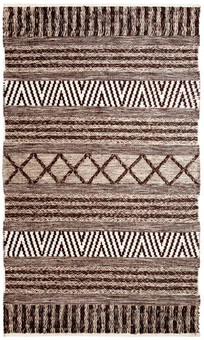 Dynamic Rugs Heirloom 91003 Charcoal/Ivory Area Rug main image