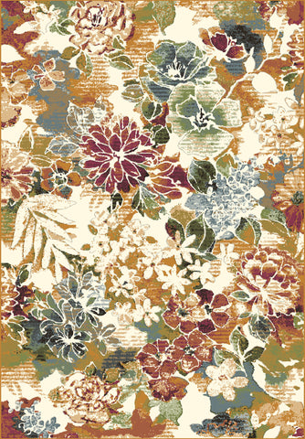 Dynamic Rugs Heritage 89312 Multi Area Rug main image
