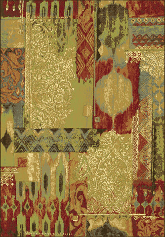 Dynamic Rugs Heritage 89359 Multi Area Rug main image