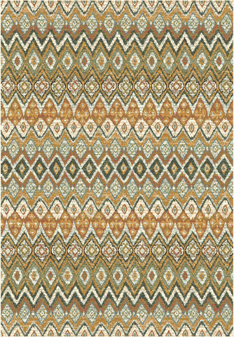 Dynamic Rugs Heritage 89363 Multi Area Rug main image