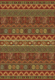 Dynamic Rugs Heritage 89386 Red/Multi Area Rug main image