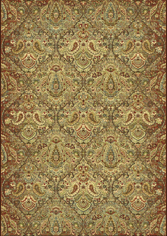 Dynamic Rugs Heritage 89625 Multi Area Rug main image