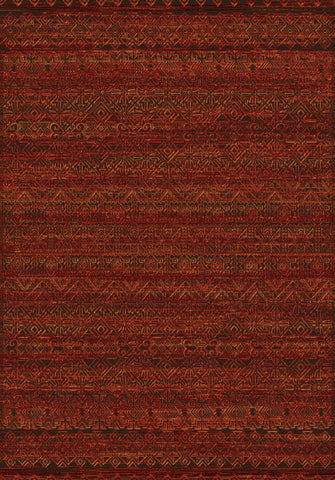 Dynamic Rugs Imperial 68331 Red Area Rug main image