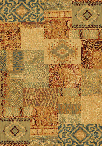 Dynamic Rugs Imperial 73292 Gold Area Rug main image
