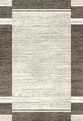 Dynamic Rugs Infinity 32235 Silver/Black Area Rug main image