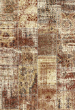 Dynamic Rugs Infinity 32487 Gold Area Rug main image