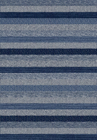 Dynamic Rugs Infinity 32743 Blue Area Rug main image