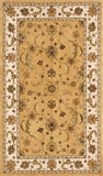 Dynamic Rugs Jewel 70113 Gold Area Rug main image