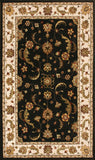 Dynamic Rugs Jewel 70113 Charcoal Area Rug main image
