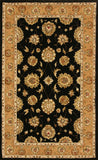 Dynamic Rugs Jewel 70230 Black Area Rug main image