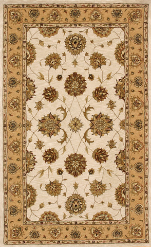 Dynamic Rugs Jewel 70230 Ivory Area Rug main image
