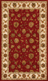 Dynamic Rugs Jewel 70231 Red Area Rug main image