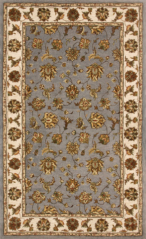 Dynamic Rugs Jewel 70231 Blue Area Rug main image