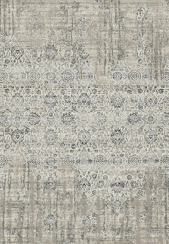 Dynamic Rugs Kingston 76110 Cream/Black Area Rug main image