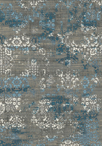 Dynamic Rugs Kingston 76111 Grey Area Rug main image