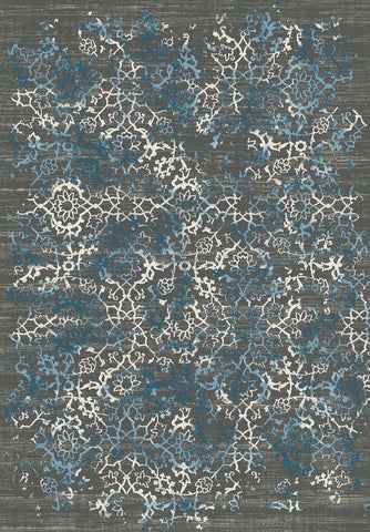 Dynamic Rugs Kingston 76114 Dark Grey Area Rug main image