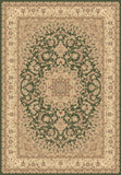 Dynamic Rugs Legacy 58000 Green Area Rug main image