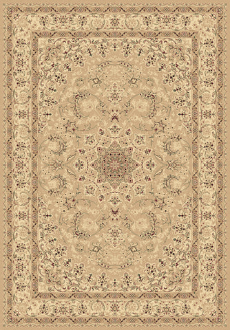 Dynamic Rugs Legacy 58000 Yellow Area Rug main image