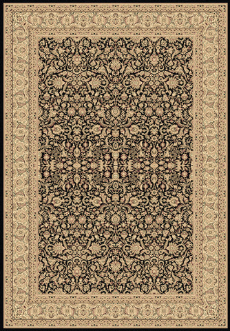 Dynamic Rugs Legacy 58004 Black Area Rug main image