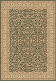 Dynamic Rugs Legacy 58004 Green Area Rug main image
